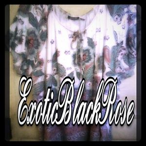 Basic editions multi color Top 3X
